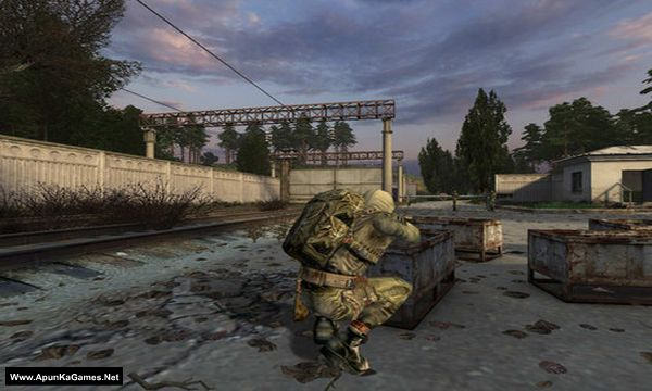 S.T.A.L.K.E.R .: Shadow of Chernobyl Screenshot 1, Full Version, PC Game, Download Free