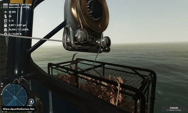 Deadliest Catch: The Game Screenshot 3, Full Version, PC Game, Download Free