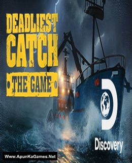 Deadliest Catch: The Game Cover, Poster, Full Version, PC Game, Download Free