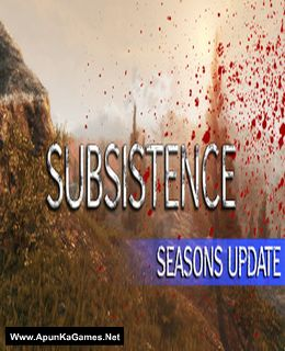 Subsistence Cover, Poster, Full Version, PC Game, Download Free