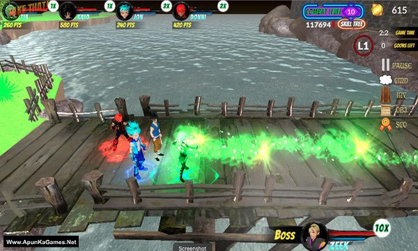 Dragon Little Fighters 2 Screenshot 3, Full Version, PC Game, Download Free