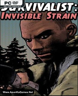 Survivalist Invisible Strain Cover, Poster, Full Version, PC Game, Download Free