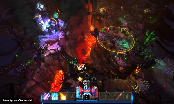 Wizards: Wand of Epicosity Screenshot 2, Full Version, PC Game, Download Free