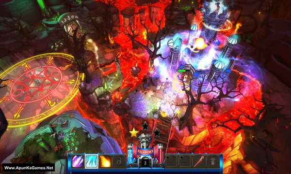 Wizards: Wand of Epicosity Screenshot 3, Full Version, PC Game, Download Free