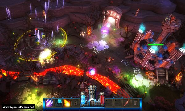 Wizards: Wand of Epicosity Screenshot 1, Full Version, PC Game, Download Free