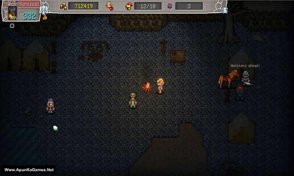Fantasy of Expedition Screenshot 3, Full Version, PC Game, Download Free