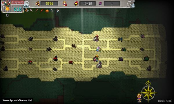 Fantasy of Expedition Screenshot 1, Full Version, PC Game, Download Free