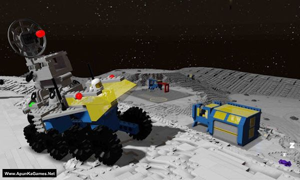 LEGO Worlds: Classic Space Screenshot 2, Full Version, PC Game, Download Free