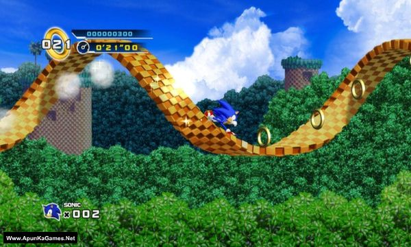Sonic the Hedgehog 4: Episode I Screenshot 1, Full Version, PC Game, Download Free