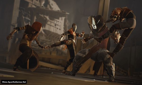 Absolver: Downfall Screenshot 3, Full Version, PC Game, Download Free