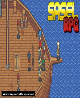 Sasel RPG Cover, Poster, Full Version, PC Game, Download Free