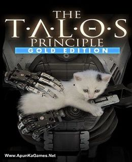 The Talos Principle Gold Edition Cover, Poster, Full Version, PC Game, Download Free