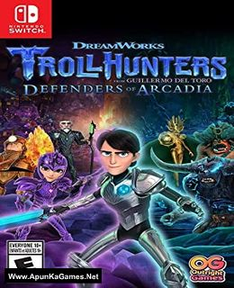 Trollhunters: Defenders of Arcadia Cover, Poster, Full Version, PC Game, Download Free