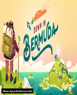 Down in Bermuda Cover, Poster, Full Version, PC Game, Download Free