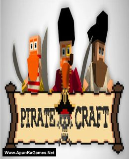 PirateCraft Cover, Poster, Full Version, PC Game, Download Free