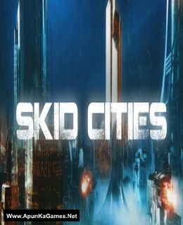 Skid Cities Cover, Poster, Full Version, PC Game, Download Free