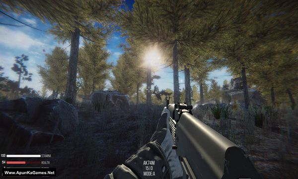 V.O.D.K.A. Open World Survival Shooter Screenshot 1, Full Version, PC Game, Download Free
