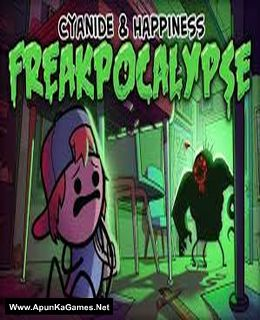 Cyanide & Happiness: Freakpocalypse Cover, Poster, Full Version, PC Game, Download Free