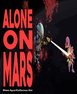 Alone on Mars Cover, Poster, Full Version, PC Game, Download Free